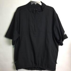 Adidas Climaproof Short Sleeve Windbreaker Jacket